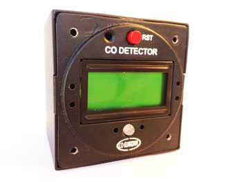 CO Detectors for Certified Aircraft