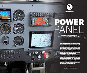Guardian Avionics Featured in AOPA Pilot Magazine