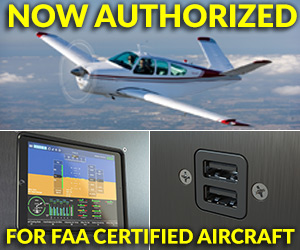 Guardian Avionics Awarded First FAA NORSEE Approval for Installation of iPad / iPhone Mounts and USB Power Supplies in Certified General Aviation Aircraft and Rotorcraft