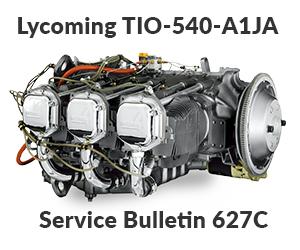 Guardian Avionics Aero 452 CO Detectors Meet Requirements of Lycoming Engine TIO-540-AJ1A Service Bulletin 627C