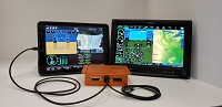 smartLink 851 integrated with Garmin G3X