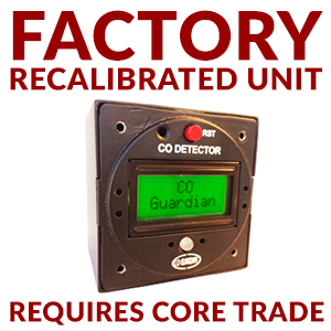 Remanufactured Unit for AERO 551 Panel Digital CO Detector