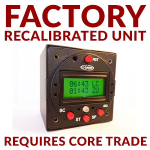Remanufactured Unit for AERO 553 Panel Digital CO Detector with Timer